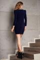 Платье LaVeLa L1699 темно-синий