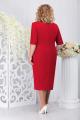 Жакет, Платье Ninele 5724 красный