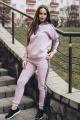 Брюки Rawwwr clothing 043 лиловый