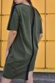 Майка Rawwwr clothing 087 хаки