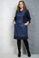 Платье Белтрикотаж 6849 синий