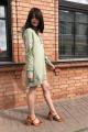 Платье Limi 2045 фисташка