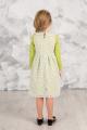 Платье GuliGuli П-47 зеленый