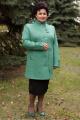 Пальто Classic Moda 556 зелень