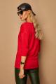 Блуза Lamajka L9253 красный