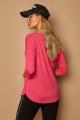 Блуза Lamajka L9262 фуксия