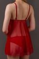 Сорочка Verally 307-3 красный