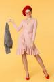 Платье Tanya Arzhanova 0289TA розовый