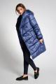 Пальто Gotti 412-1у синий