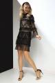 Платье LaVeLa L10059 черный
