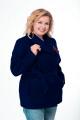 Жакет Anelli 469  темно-синий