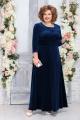 Платье Ninele 5754 темно-синий