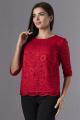 Блуза VIZAVI 584 красный