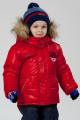 Куртка Lona 7205И красный
