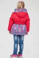 Куртка Lona 8202И красный