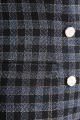 Женский костюм Golden Valley 6446 черно-синий
