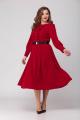 Платье Shetti 1055 красный