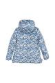Пальто Bell Bimbo 173060 набивка/синий