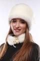 Шапка Зима Фэшн 011-1-01 белый