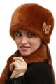 Шапка Зима Фэшн 011-1-06 рыжий