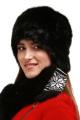 Шапка Зима Фэшн 022н-1-02 черный