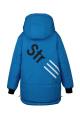 Куртка Bell Bimbo 193032 хаки/голубой