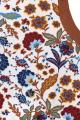 Платье Bell Bimbo 192207 набивка/кэмел