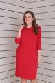 Платье Basagor 463 красный