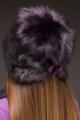 Шапка Зима Фэшн 021-4-19 фиолетовый