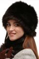 Шапка Зима Фэшн 021-4-20 коричневый