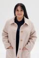 Пальто Bugalux 442 170-пудра