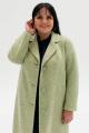 Пальто Bugalux 480 170-зелень