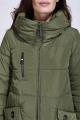 Пальто ElectraStyle 4у-8102/2-112 олива