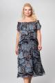 Платье ASV 2215 синий