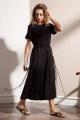Платье Nova Line 5954 черный