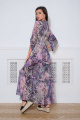Платье Faufilure С859 фиолетовый