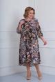 Платье Basagor 559 цветы