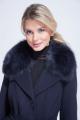 Пальто ElectraStyle НП3у-6040-128 темно-синий