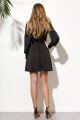 Платье SODA 0114 черный