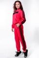 Спортивный костюм Nat Max ШКМ-0113-32 красный