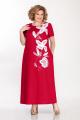 Платье GALEREJA 610 красный