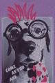 Майка Bell Bimbo 200149 фиолетовый меланж