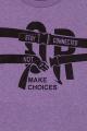 Майка Bell Bimbo 200179 фиолетовый меланж