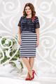 Блуза, Платье Mira Fashion 4593
