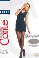 Колготки Conte Elegant Tulle_Chocolate
