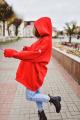 Худи Rawwwr clothing 083 красный