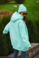 Худи Rawwwr clothing 083 мятный