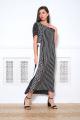 Платье Faufilure С1076 полоска