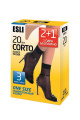 Носки Conte Elegant ESLI_Corto_20_2+1_melone
