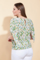 Блуза La Prima 0361 мята